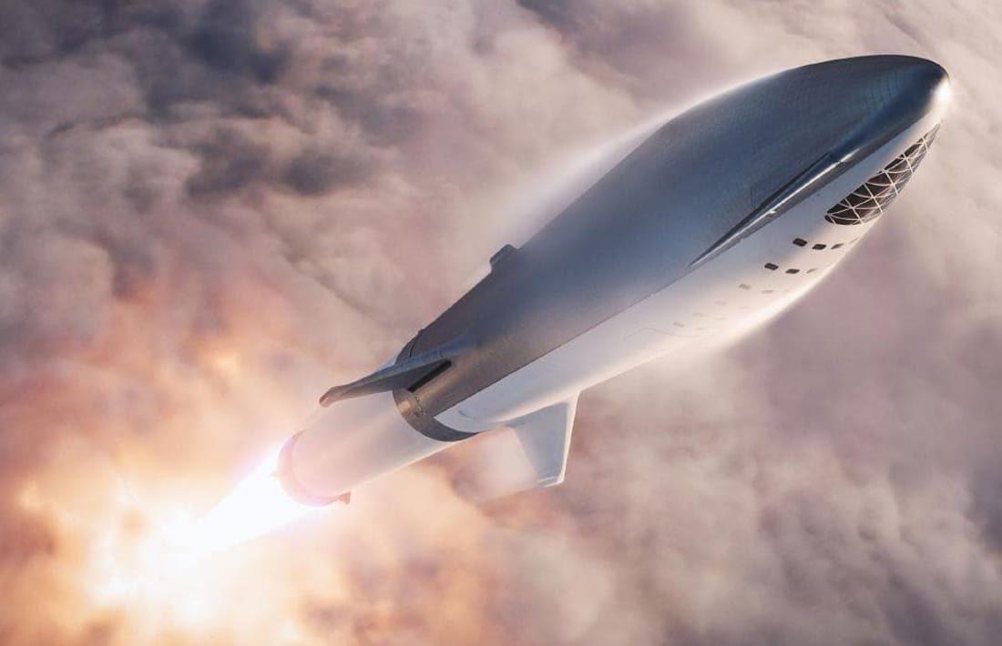 Missile for STEM Mission to Mars & Beyond